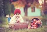 Apple Season Photographic Print by Tatyana Tomsickova