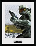 Halo 5 Spartan Stampa del collezionista