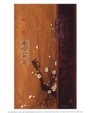 Oriental Blossoms I Plakater af Don Li-Leger