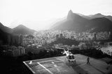 Rio Photographic Print by Marco Virgone