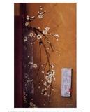 Orientalske blomster III Posters af Don Li-Leger