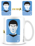 Star Trek - 50th Anniversary Pop Spock Mug Mug