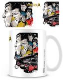 Star Trek - 50th Anniversary Boldly Go Mug Krus