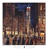 New York Night Prints by Didier Lourenco