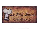 Le Petit Bistro Prints by Will Rafuse