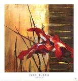 Golden Space II Prints by Terri Burris