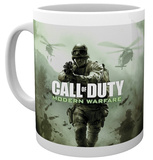 Call Of Duty Modern Warfare - Mug Tazza