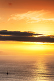 Awesome South Africa Collection - Sea Tranquility at Sunset III Photographic Print by Philippe Hugonnard