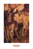 Antique Tulips I Posters by Thea Schrack