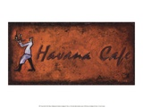 Havana Cafe Prints by Will Rafuse