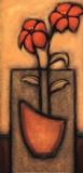 Fleurs de Soleil II Poster by H. Alves
