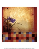 Iris Quilt Prints by Don Li-Leger