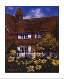 Cottage Of Delights III Posters by Malcolm Surridge