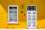 """Awesome South Africa Collection - Colorful Houses """"Sixty Five"""" Photographic Print by Philippe Hugonnard"""