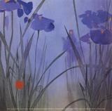 Garden Delights I Kunst af Don Li-Leger