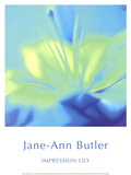 Impression Lily Prints by Jane Ann Butler