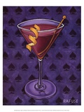 Martini Royale - Spades Prints by Will Rafuse