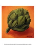 Artichoke Print by Will Rafuse