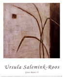 Grass Roots II Art by Ursula Salemink-Roos