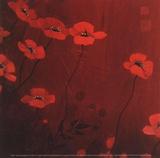 Garden Delights IV Poster af Don Li-Leger