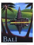 Bali Posters by Ignacio Zabaleta