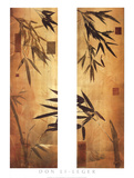 Bamboo Impressions II Prints by Don Li-Leger