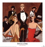 Dames du la Soiree Prints by Jeff Williams