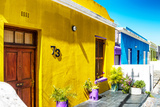 """Awesome South Africa Collection - Colorful Houses """"Seventy Three"""" Photographic Print by Philippe Hugonnard"""
