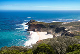 Awesome South Africa Collection - Cape of Good Hope Fotografisk tryk af Philippe Hugonnard