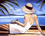 Cote d'Azur Posters by Trish Biddle