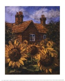 Cottage Of Delights I Art by Malcolm Surridge