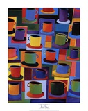 Java Time Prints by Kathryn Fortson