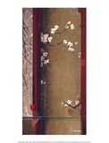 Blossom Tapestry I Print by Don Li-Leger