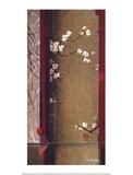 Blossom Tapestry I Lámina por Don Li-Leger