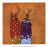 Vestidos de colores Láminas por  Lamiel