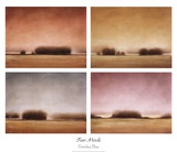 Four Moods Posters by Gretchen Hess