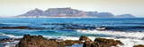 Awesome South Africa Collection Panoramic - Cape Town seen from Robben Island Photographic Print by Philippe Hugonnard