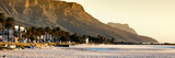 Awesome South Africa Collection Panoramic - Camps Bay at Sunset Fotografisk tryk af Philippe Hugonnard