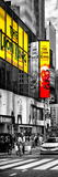 Safari CityPop Collection - Times Square Lion King II Photographic Print by Philippe Hugonnard