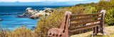 Awesome South Africa Collection Panoramic - View to the Sea II Photographic Print by Philippe Hugonnard