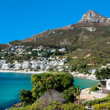 Awesome South Africa Collection Square - Camps Bay - Cape Town Photographic Print by Philippe Hugonnard