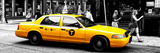 Safari CityPop Collection - New York Yellow Cab in Soho VI Photographic Print by Philippe Hugonnard
