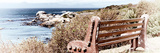 Awesome South Africa Collection Panoramic - View to the Sea Photographic Print by Philippe Hugonnard
