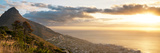 Awesome South Africa Collection Panoramic - Cape Town at Sunset Photographic Print by Philippe Hugonnard