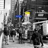 Safari CityPop Collection - Manhattan West 33rd Street III Photographic Print by Philippe Hugonnard