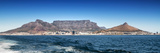 Awesome South Africa Collection Panoramic - Table Mountain - Cape Town Photographic Print by Philippe Hugonnard