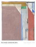 Ocean Park No. 70, 1974 Plakat av Richard Diebenkorn