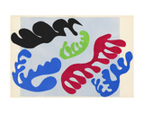 Lagoon, 1947 Posters par Henri Matisse