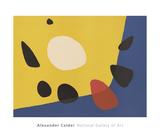 Sem título, 1963 Pôsters por Alexander Calder