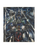 Brooklyn Bridge, 1919-20 Posters by Joseph Stella